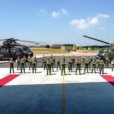 """Aeronautica militare, cambio al Comando del 21° Gruppo volo """"Tiger"""""""