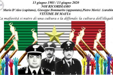 Per non dimenticare. La strage dei carabinieri del 1983 a Palermo