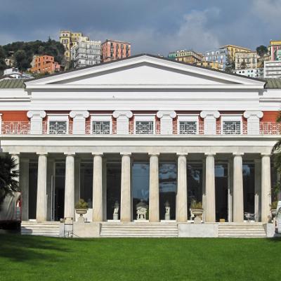 Doppio Sogno, a Villa Pignatelli torna il cinema d'autore