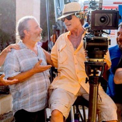 Il produttore interprete Ronn Moss e le sorprese della Puglia