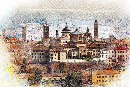 Noleggio auto Bergamo: come noleggiare e itinerari estivi da percorrere
