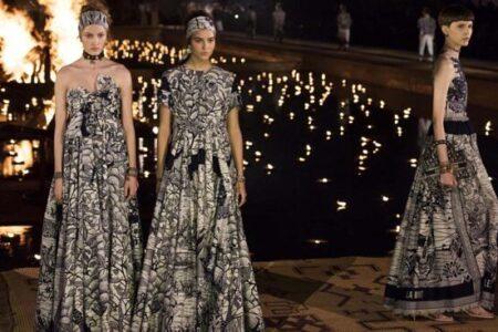 Dior, a Lecce sfilano le polemiche
