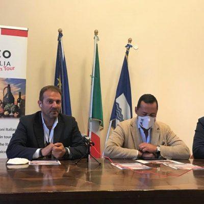 """Gusto Italia in tour"" arriva in Basilicata"