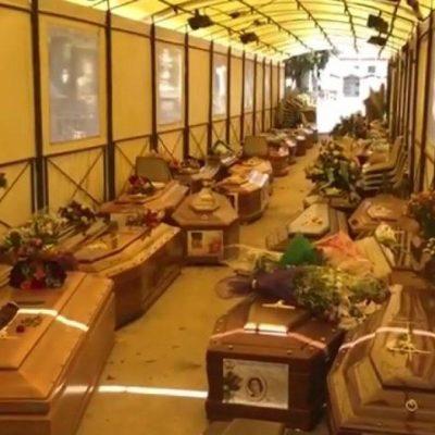 Palermo, mazzette al cimitero