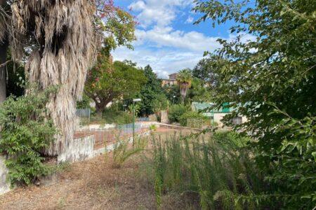 Giarre, il parco abbandonato