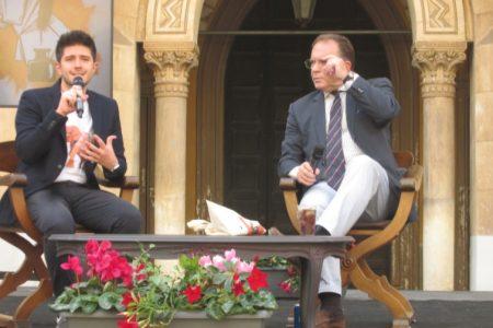 Intervista con Alessandro Cecchi Paone, un professore tecnologico