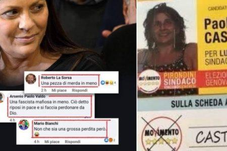 Insulti choc alla Santelli da attivista grillino