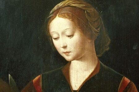 La santa del giorno. Caterina