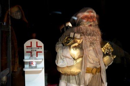 Le immagini dello strano Natale di Salerno