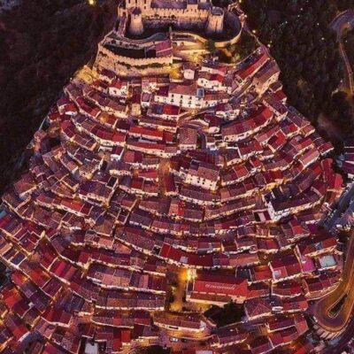 Meraviglie del Sud, Rocca Imperiale a Cosenza