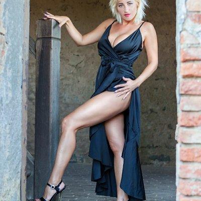 Eva Kisimova il fascino della modella bulgara