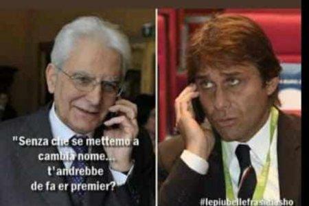 La telefonata…
