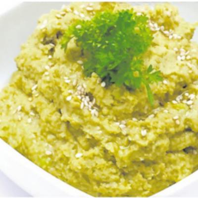 La ricetta del giorno. Hummus di ceci e piselli