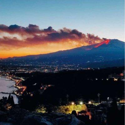 Lo spettacolo dell'Etna torna a incantare