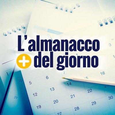 Almanacco di martedì 23 febbraio 2021