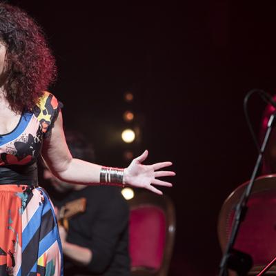 NapulAnnùra: stasera il concerto di Fiorenza Calogero in streaming  sul sito del teatro Trianon