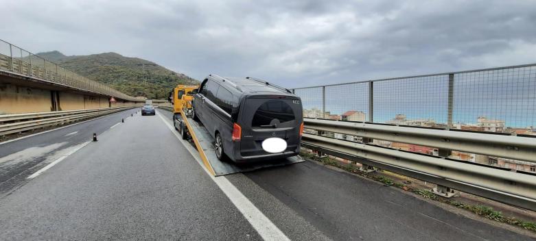 Messina-Catania, le buche-killer dell'autostrada